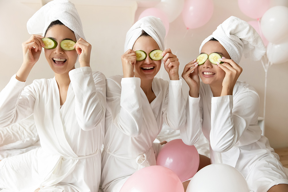 After Work Spa Party