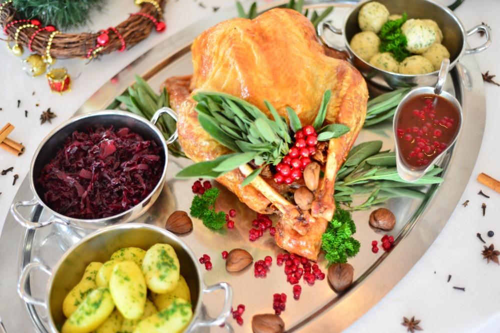 'Gourmet Christmas Turkey to Go' by Château Mon Désir
